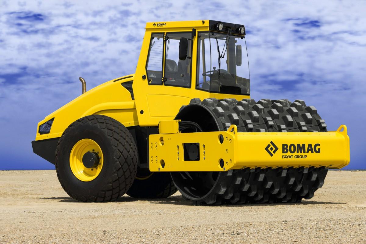 Каток BOMAG BW226 DH-4