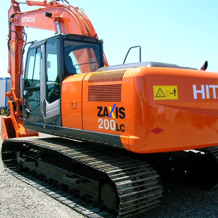 Экскаватор HITACHI ZX200LC