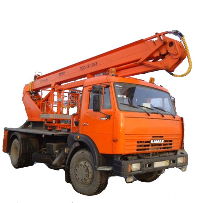 Автовышка АТ-300 32м