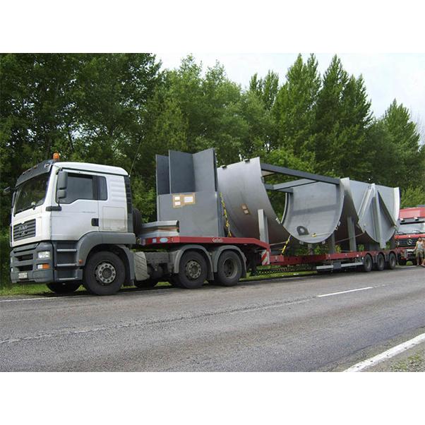 Трал низкорамный 80 тонн