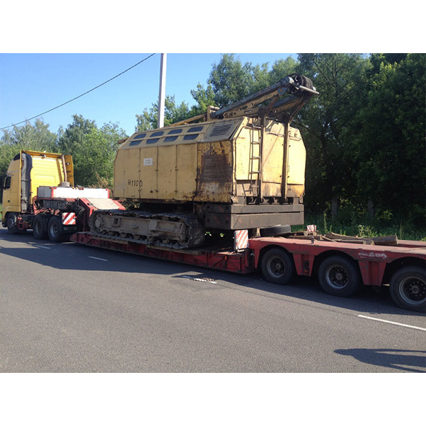 Трал низкорамный 15 тонн