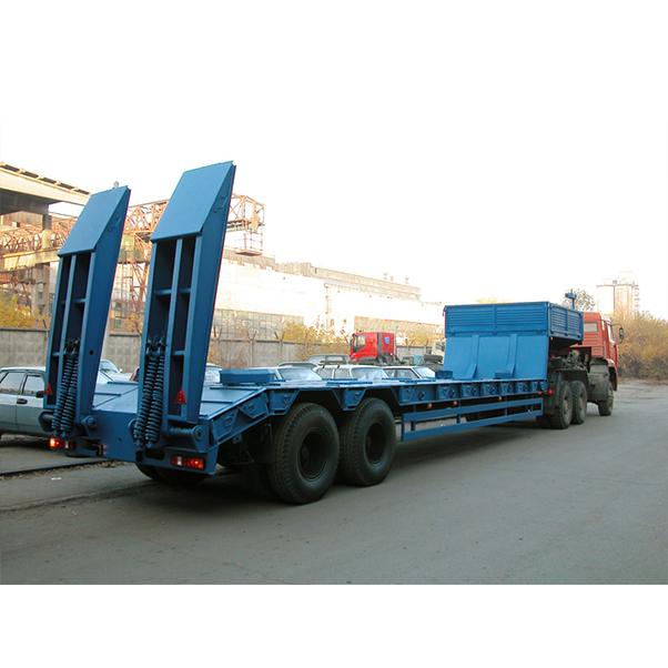Трал низкорамный 25 тонн