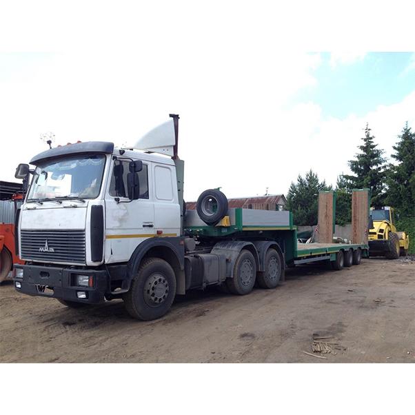 Трал низкорамный 45 тонн