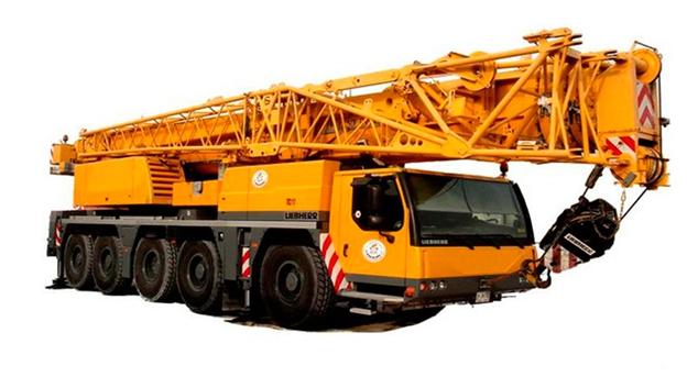 Автокран Liebherr  LTM 1160-5.1 160 тонн