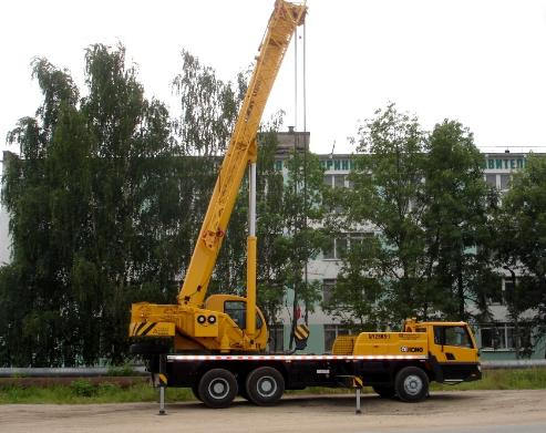 Автокран XCMG QY25K5S 25 тонн