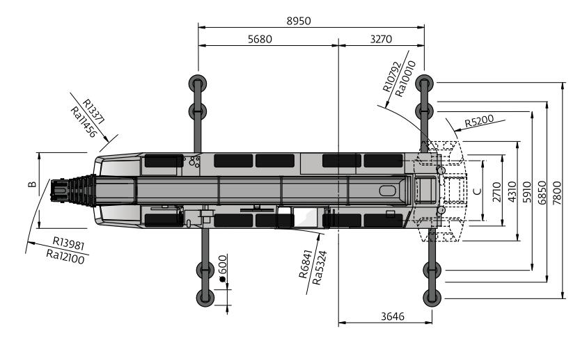 Автокран Grove GMK5200 грузоподъёмностью 200 тонн