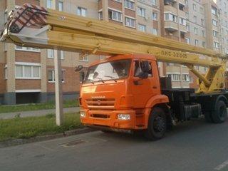 Автовышка ПСС-131.40