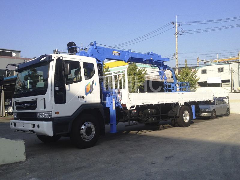 Манипулятор Daewoo Novus DongYang SS1926 8 тонн
