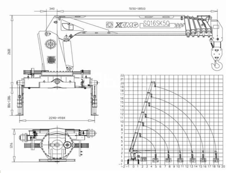 Манипулятор Daewoo Novus Kanglim 15 тонн