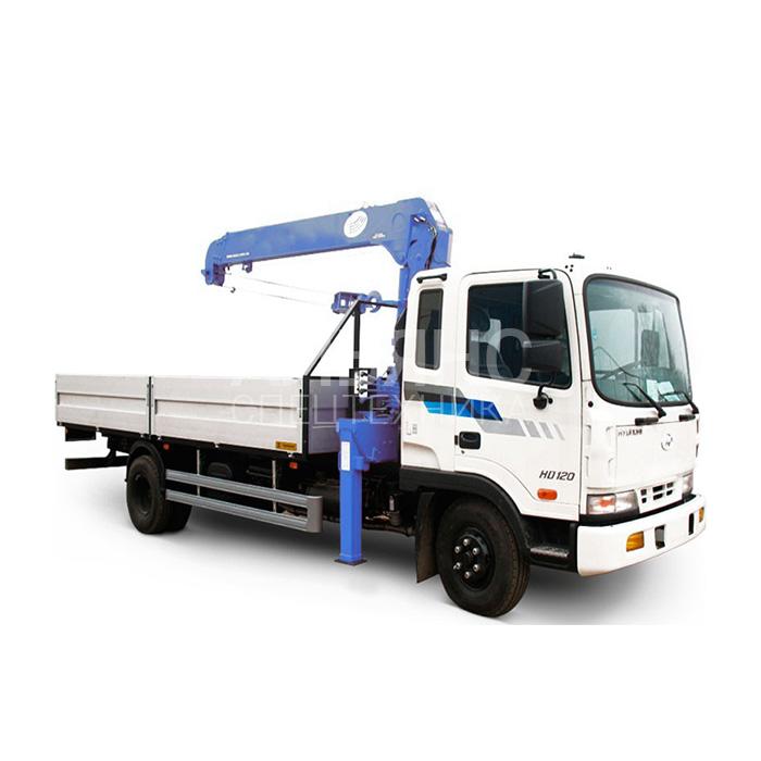 Манипулятор Hyundai HD-120 Cargo Crane грузоподъёмностью 5 тонн