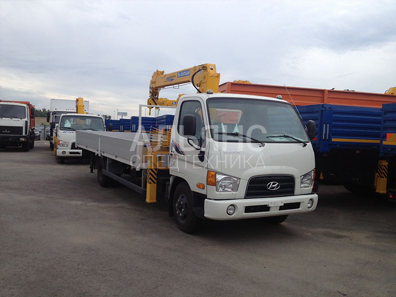 Манипулятор Hyundai SCS 334 5 тонн