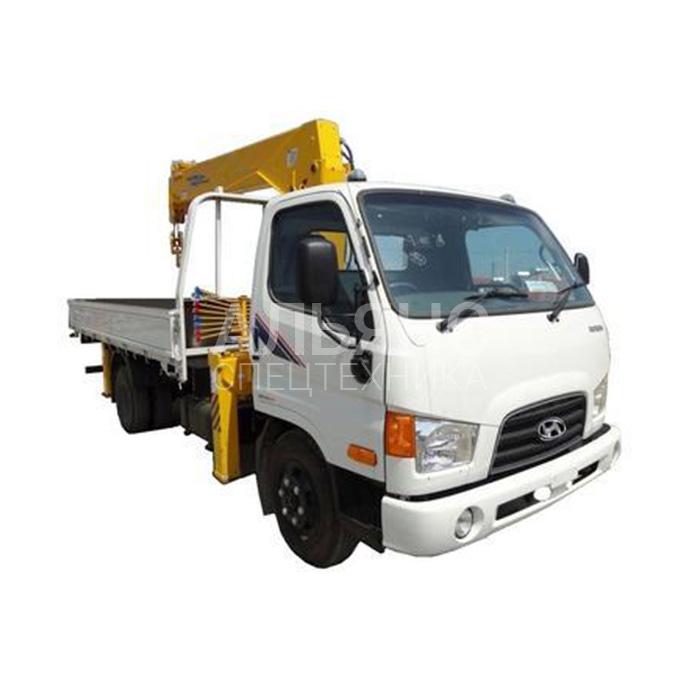Манипулятор Hyundai SCS 334 грузоподъёмностью 5 тонн