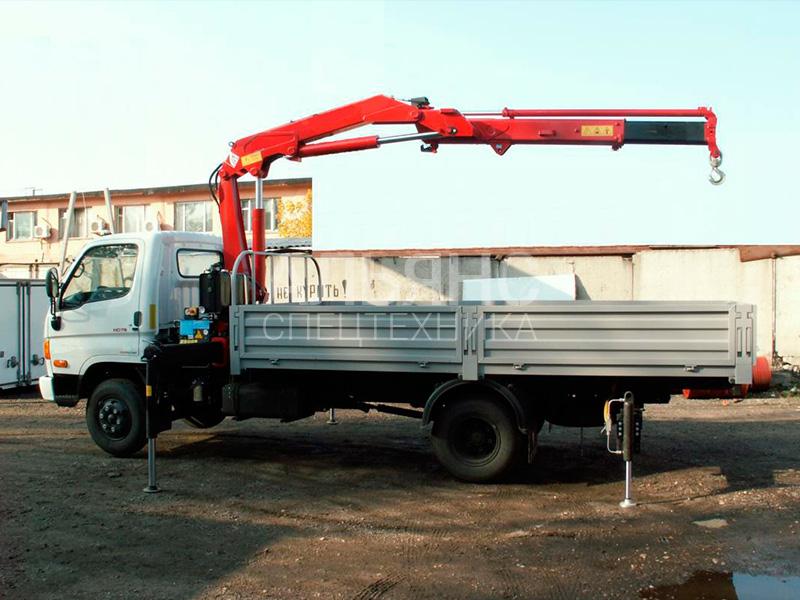 Манипулятор Hyundai Unic 340 581 A2 EX 5 тонн