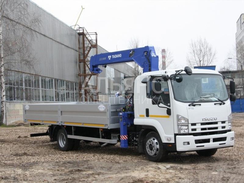 Манипулятор Isuzu Forward TN-ZE503HS 5 тонн