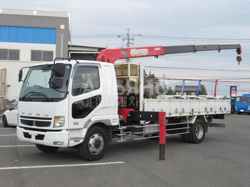 Манипулятор Mitsubishi Fuso A 370K 5 тонн