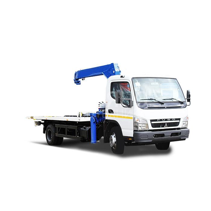 Манипулятор Mitsubishi Fuso Cargo Crane грузоподъёмностью 8 тонн