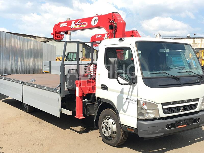 Манипулятор Mitsubishi Fuso Unic V370 5 тонн
