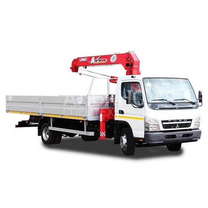 Манипулятор Mitsubishi Fuso UNiK V370 грузоподъёмностью 5 тонн