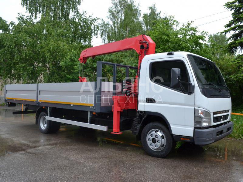 Манипулятор Mitsubishi Unic 370 3 тонны
