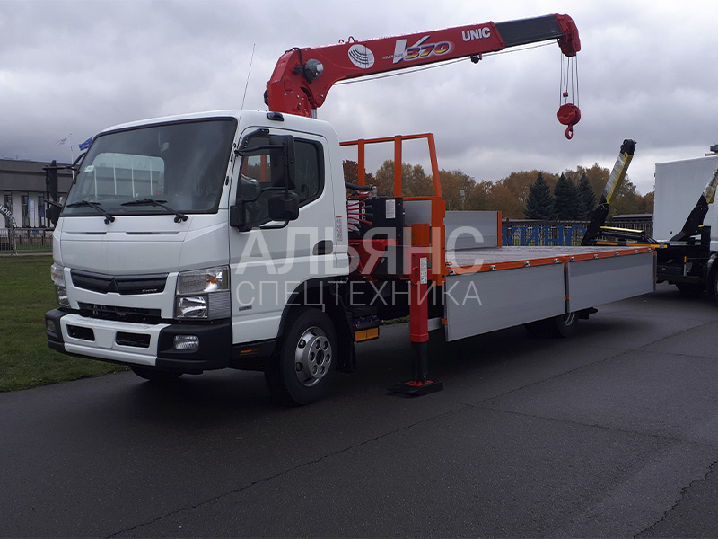 Манипулятор Mitsubishi URV 373 3 тонны